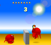 Hra - Crab Ball
