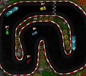 Hra - RacingWarriors