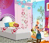 Hra - Girlie Bedroom Makeover