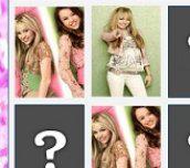 Hra - Hannah Montana pexeso