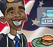 Hra - Obamaburgers