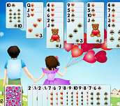 Hra - Golf Solitaire First Love