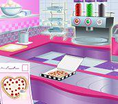 Hra - BarbiePizzeria