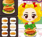 Hra - HamburgerKingContest
