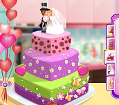 Hra - Bella'sWeddingCake