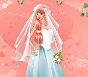 Hra - A Beautiful Bride Dress Up