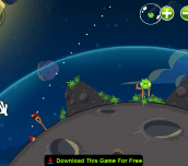 Hra - AngryBirdsSpace