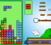 Hra - MarioTetris3