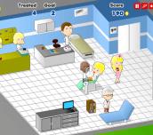 Hra - HospitalFrenzy