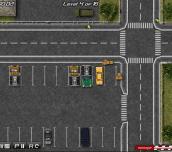 Hra - 18 Wheels Driver 4