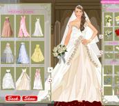 Hra - Stylish Bride Dressup