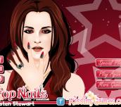 Hra - Top Nails with Kristen Stewart