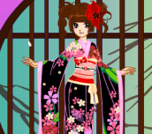 Hra - GeishaGirlDressUp
