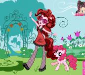 Hra - EquestriaGirlsPinkiePie