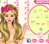 Hra - Barbie'sBacktoSchoolMakeup