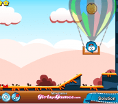 Hra - Fluffy Ball