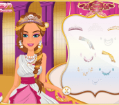 Hra - Barbie Princess Hairstyles