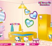 Hra - HelloKittyBathroom