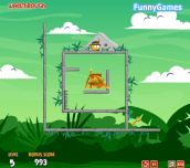 Hra - JungleJons