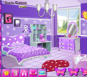 Hra - BarbieDecorateBedroom