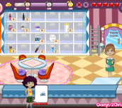 Hra - Cosmetics Shop