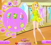 Hra - FashionableGirlDressup