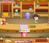 Hra - FlowerStore