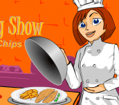 Hra - CookingShowFishNChips