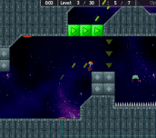 Hra - GravityPlex