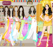 Hra - BarbieEgyptianPrincess