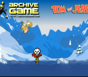 Hra - Tom and Jerry Ice Jump