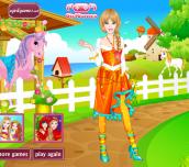 Hra - BarbiePonyTale