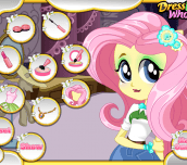 Hra - EquestriaGirlsFluttershyMakeover