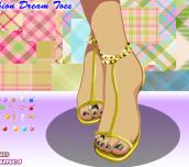 Hra - Dream Toes
