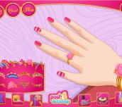 Hra - Precious Princess Nails