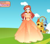 Hra - FairyTalePrincessDressUpGame