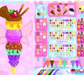 Hra - Bunny's Ice Cream Maker