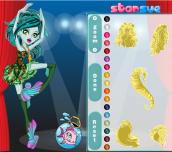 Hra - MonsterHighLagoonainDanceClass