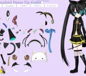 Hra - Vocaloid Dress Up Game