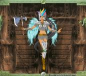 Hra - GoddessOfWar
