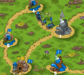 Hra - Ants Warriors Defense