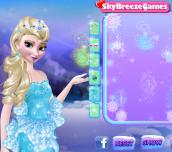 Hra - FrozenMakeup