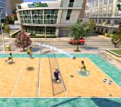 Hra - Super Volleyball Brazil