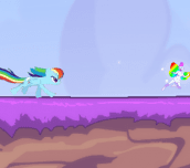 Hra - RainbowDashAttack