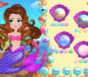 Hra - Pin-up Mermaid Doll Creator