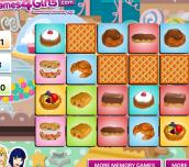 Hra - SweetSnacksMemo