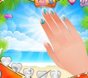 Hra - Nail Studio Beach Design