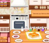 Hra - CookingFrenzyDeliciousBaklava
