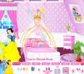 Hra - DisneyPrincessRoom