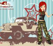 Hra - MilitaryGirl